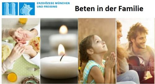 Beten Zeit In München